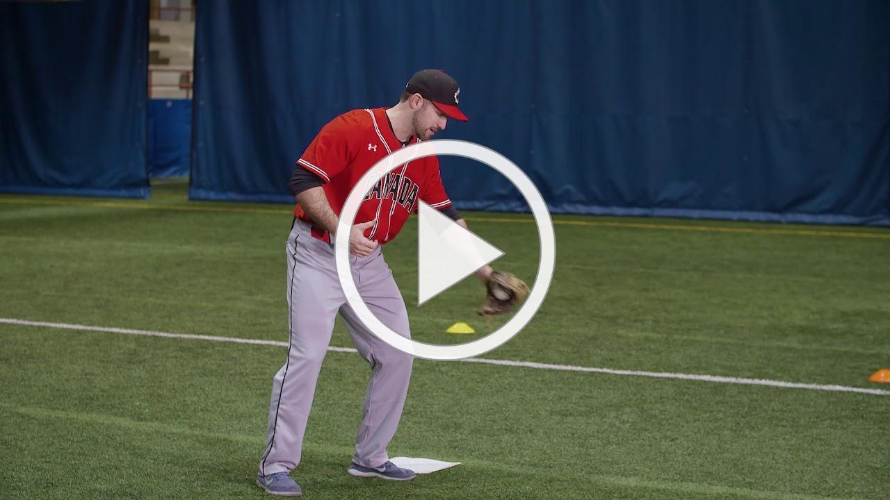 Instructional Videos - Season 5 - Tagging at Second base Drill