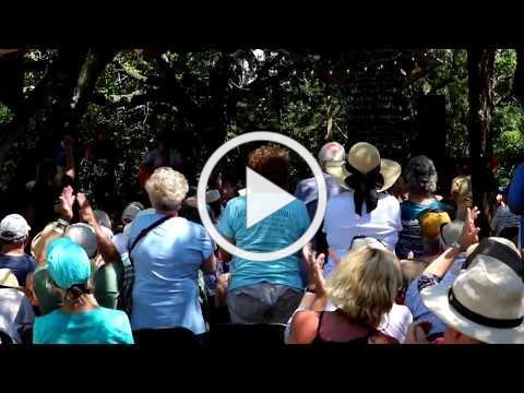 MAMA DON'T ALLOW Martin Garrish & Friends at OcrafolkMusic & Storytelling Festival June 2018