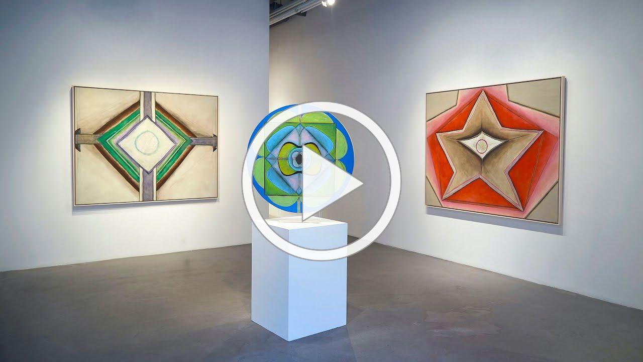 Ida Kohlmeyer: Cloistered   Berry Campbell, New York   Gallery Walkthrough