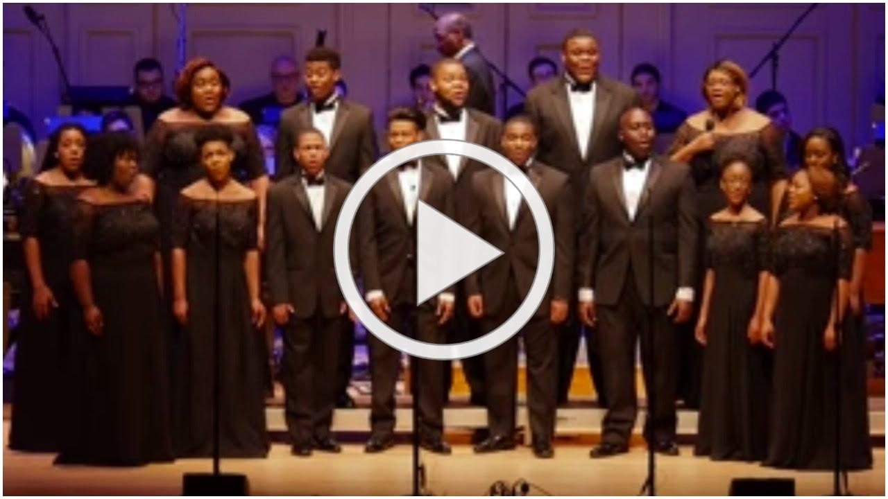Fisk Jubilee Singers - Rise, Shine, for Thy Light Is a-Comin'