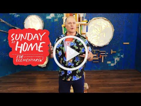 Sunday at Home for Kids   April 4, 2021