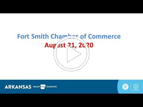 Fort Smith Chamber Presents: Arkansas Ready for Learning