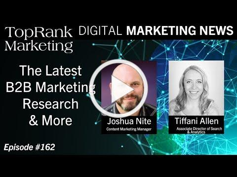 Digital Marketing News 4-19-2019: The Latest B2B Marketing Research & More
