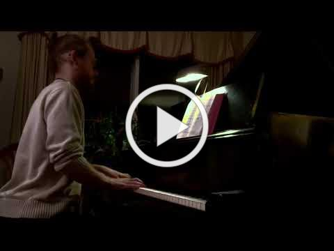 What Wondrous Love - Miles Walter, Music Director, pianist