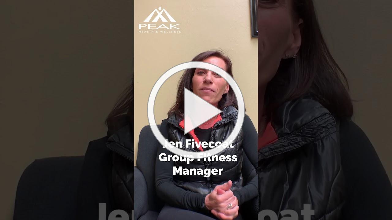 Jen Fivecoat - PEAK GFM