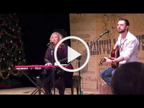 Isabeau Miller/Shaun Balin live- Livin' in a Love Song
