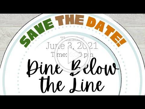 Dine Below the Line