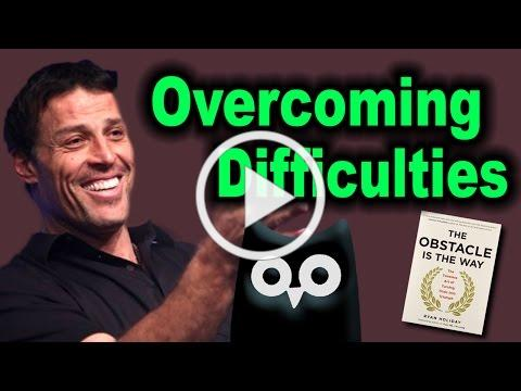 The Obstacle Is The Way - How To Overcome Life Challenges - Animated Book Review