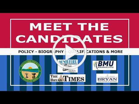 2020 Meet the Candidates Forum