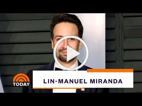 Lin-Manuel Miranda Shares A Peek Inside 'Hamilton: The Exhibition' | TODAY