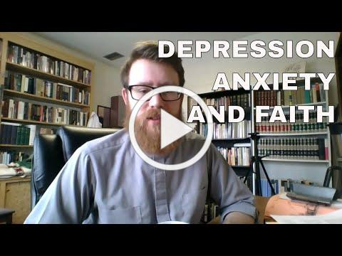Faith and Mental Health Issues