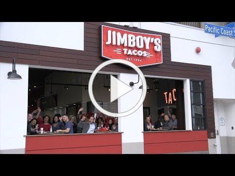 HB Business News: Kiwanis Club Welcomes Owners of Jimboy's Tacos