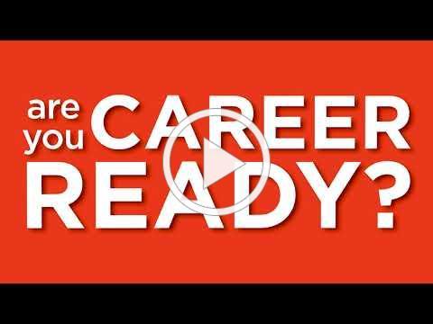 Career Ready Week Promo