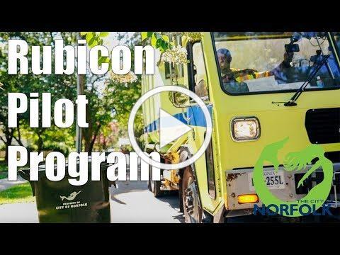 Rubicon Pilot Program comes to Norfolk