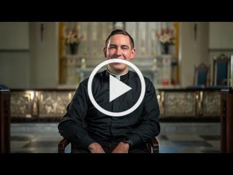 Meet Deacon Jonathan Smith, our soon-to-be ordained Priest!
