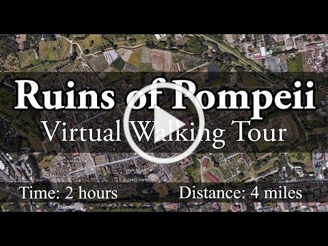 Ruins of Pompeii: Walking Tour (With Music)