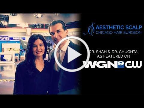 Aesthetic Scalp - As Featured on WGN News