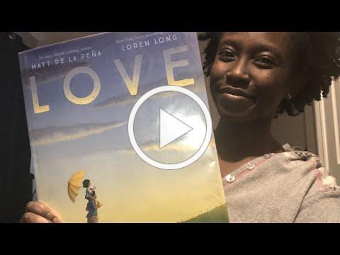 Bedtime IG Live w/ Clio - Love by Matt de la Peña (Mon May 3)