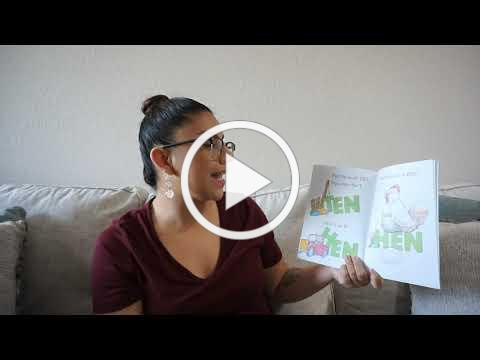 """ELCPBC Parents - Learning Through Play """"Virtual Story Time - Week FOUR"""""""