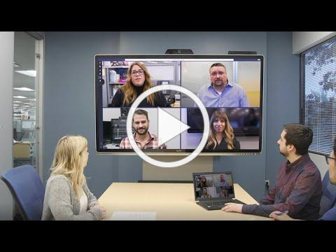 Learn How the Windows Collaboration Display Can Help Meeting Productivity