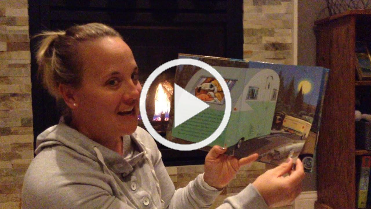 Mrs. Smith's bedtime story, A Camping Spree with Mr. Magee