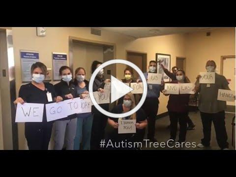 Join the #AutismTreeCares Movement!