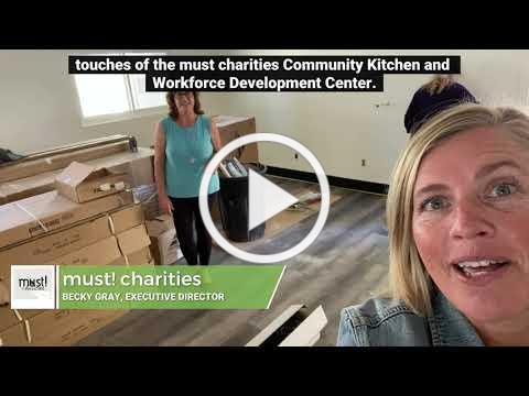 Sneak Peek: Community Kitchen + Workforce Development Center