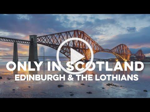 Only in Scotland: Edinburgh & The Lothians