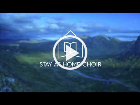 VOCES8 & The Stay at Home Choir - Caledonia by Dougie MacLean