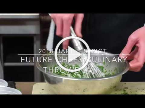Future Chef Culinary Throwdown, 2018, Hart District
