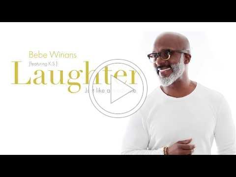 Bebe Winans - Laughter featuring Korean Soul (Lyric Video)