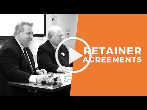 Ensuring Your Retainer Agreement Protects Your Firm and Complies With New Ethics Rules