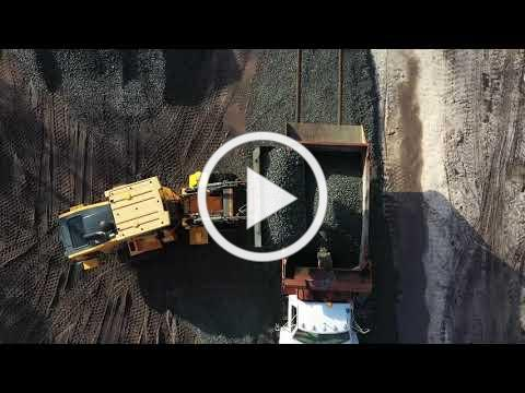 North Florida Mega Industrial Park rail spur progress Feb2021