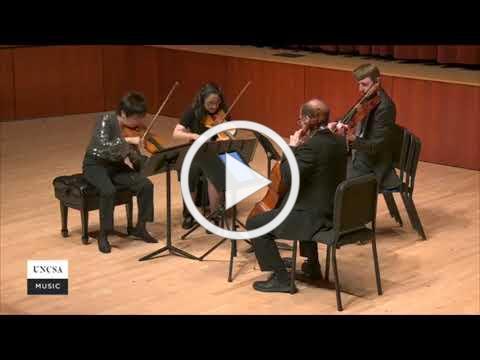 "Dvorák String Quartet In F Major Op. 96 ""American"" Finale"