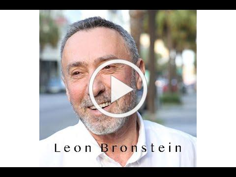 Leon Bronstein (Sculptor) - A Message from Israel