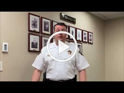 ELMHURST RESPONDS TO COVID19: Elmhurst Police Deputy Chief Mike McLean