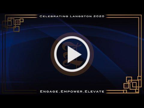Celebrating Langston 2020