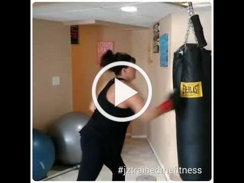 Lisa Boxing