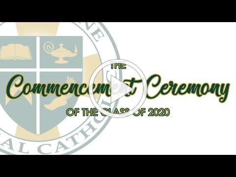 MCC's Class of 2020 Commencement Ceremony