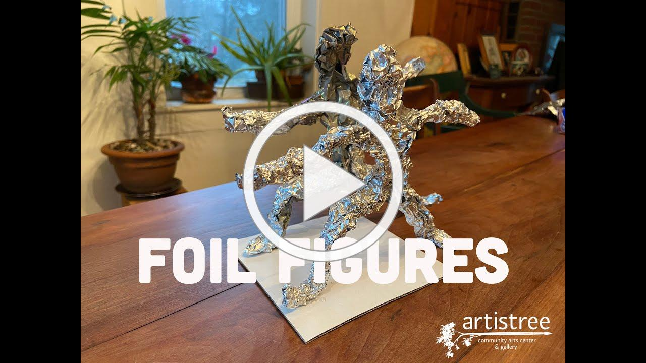 How to Make Foil Figures