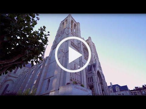 """""""Amen"""" Chorus from Handel's Messiah performed in San Francisco's Grace Cathedral"""