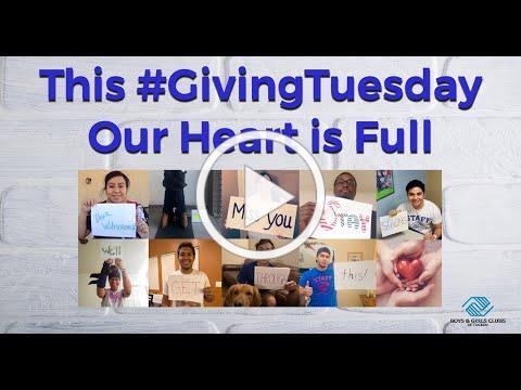 BGCT GivingTuesday is Grateful Tuesday