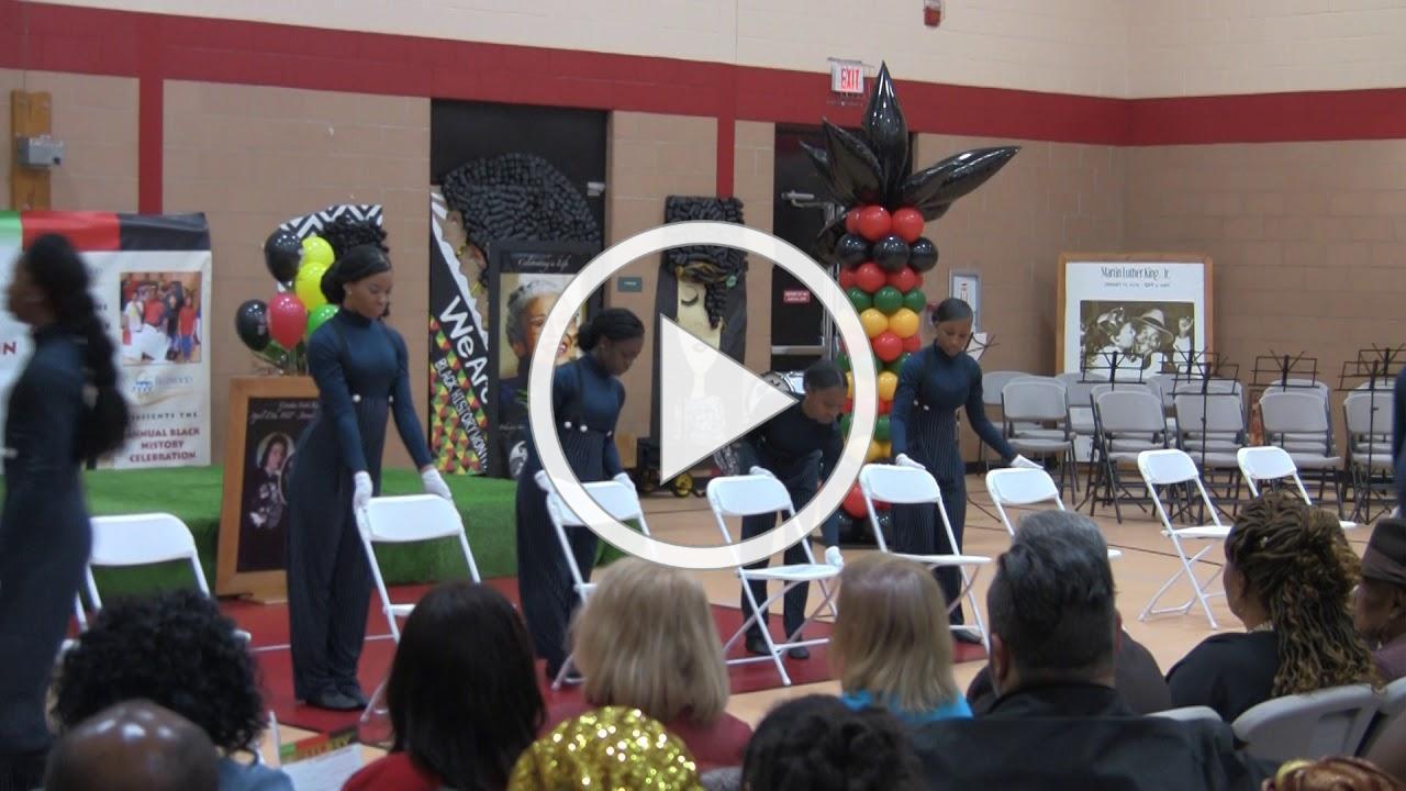 31st Annual Bellwood Black History Celebration Performance