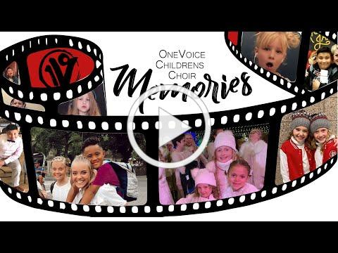 Maroon 5 - Memories | One Voice Children's Choir Cover