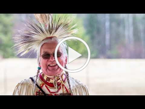 Red Cliff Elder - Flute and Dance
