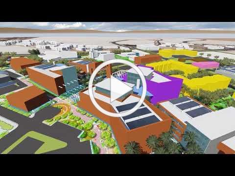 Cal State San Bernardino, Palm Desert Campus Master Plan