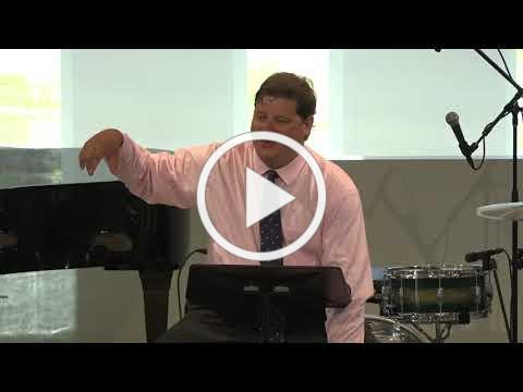 """'Living & Leading with Purpose"""" - Clay Stauffer"""