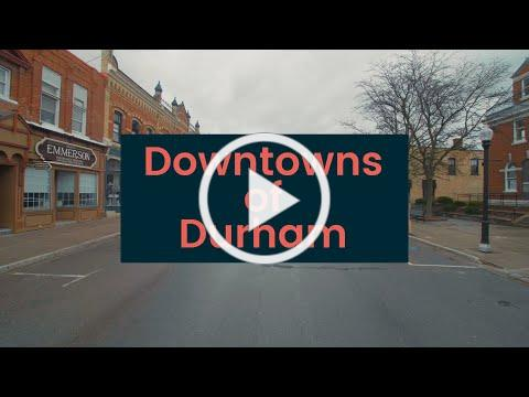 Downtowns of Durham