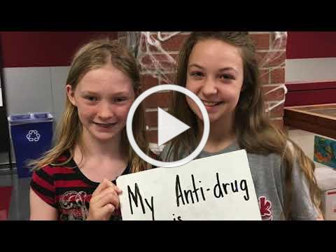 My Anti-Drug is...Red Ribbon Week 2018