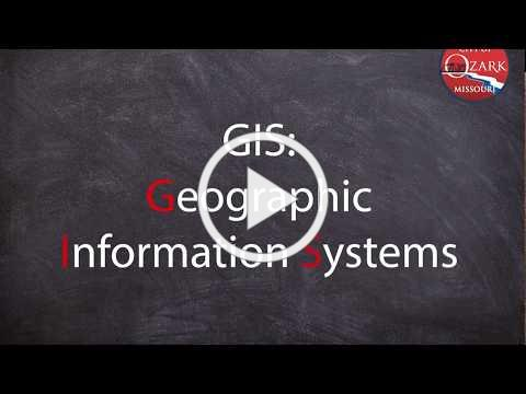 City of Ozark's GIS Department: How it Works